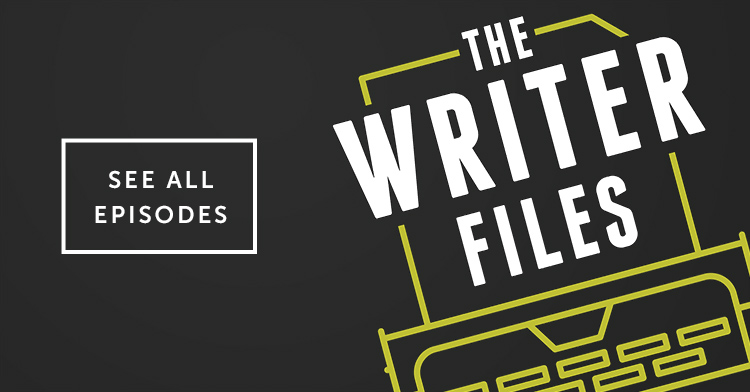The Writer Files: Writing, Productivity, Creativity, and Neuroscience
