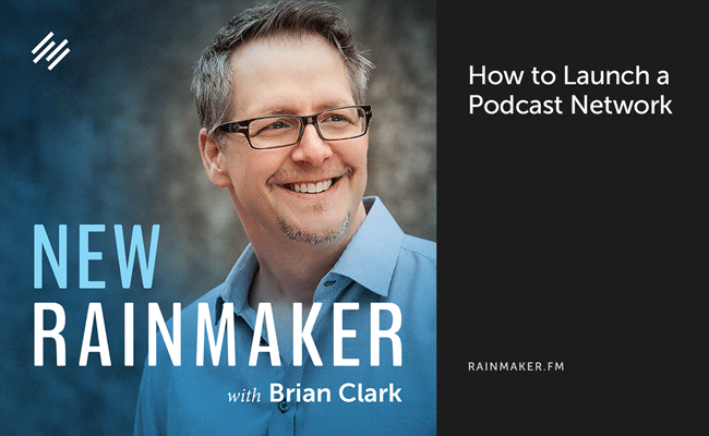 How to Start a Podcast Network