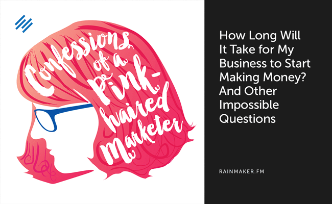 Confessions Of A Pink Haired Marketer