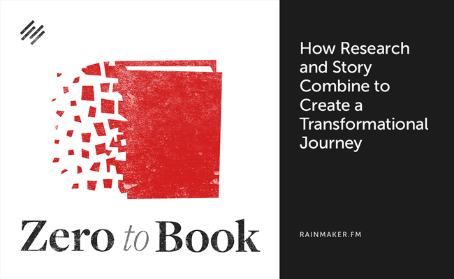 How Research and Story Combine to Create a Transformational Journey