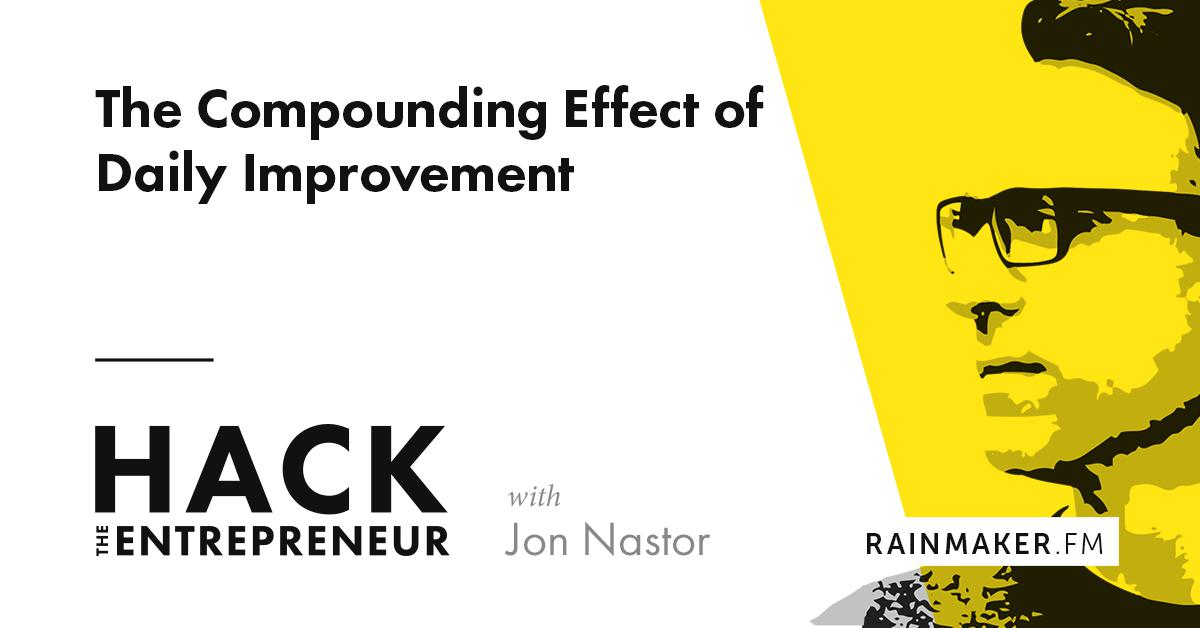 The Compounding Effect of Daily Improvement