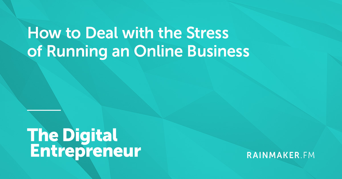 How to Deal with the Stress of Running an Online Business