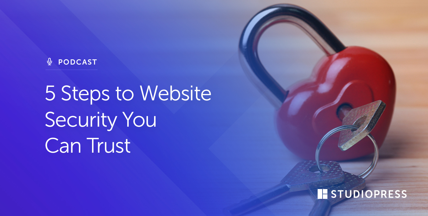 5 Steps to Website Security You Can Trust